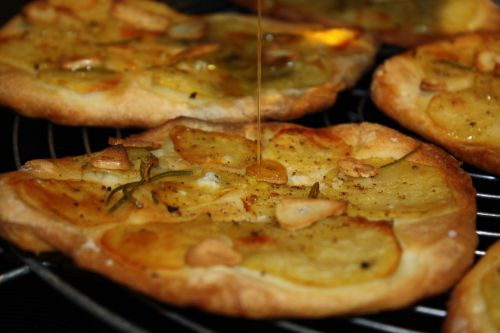 potatoe pizzette